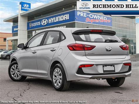 2019 Hyundai Accent Hatchback by 2019 Hyundai Accent