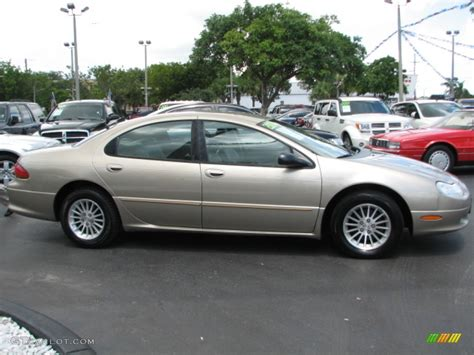 2004 Chrysler Concorde Lxi by Light Almond Pearl Metallic 2004 Chrysler Concorde Lxi