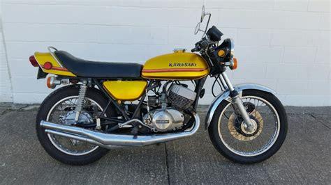 Kawasaki H2 Image by Kawasaki Mach Iv H2 750 Motorcycles For Sale
