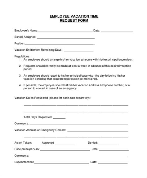 8+ Sample Vacation Request Forms  Sample Templates. Web Design Invoice Template Word Template. Printable Tickets With Numbers Template. Letters Of Guarantee Template. Sales Operations Resume Examples Template. Fall Border Templates. Stock Quote For Google Template. Resume For A High School Student Template. Sample Resume For Computer Technician Template