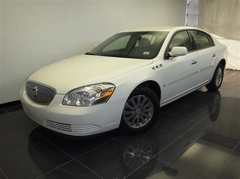 2008 Buick Lucerne For Sale In Albuquerque