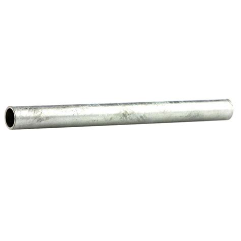 galvanized pipe l 3 4 in x 10 ft galvanized steel pipe 564 1200hc the