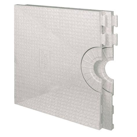 kerdi shower tray schluter systems 32 in x 60 in kerdi sloped shower tray lowe s canada