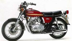 Kawasaki Kz400 1974