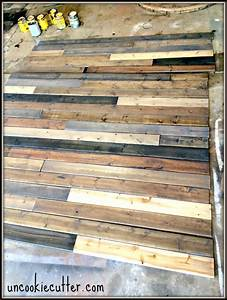 mixed wood wall easy cheap diy uncookie cutter With cheap wood planks for walls