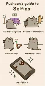 Pusheen selfie   Animals   Pinterest   Pusheen
