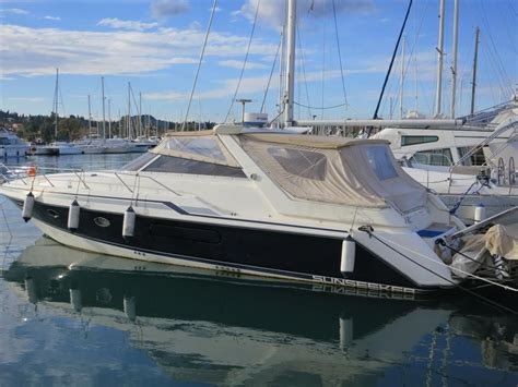 Speed Boats For Sale In Greece by 1992 Sunseeker Camargue 46 Power New And Used Boats For Sale