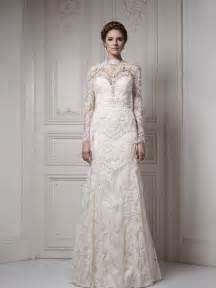 sleeve lace bridesmaid dresses 30 gorgeous lace sleeve wedding dresses