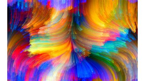 Color Feathers 4k Abstract Wallpapers  Free 4k Wallpaper