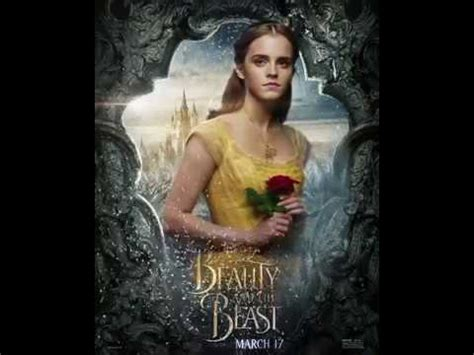 beauty   beast  motion posters youtube