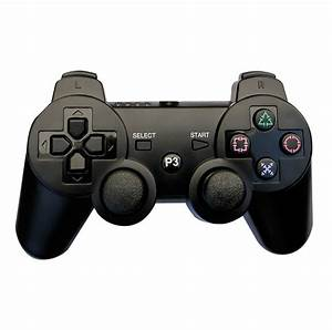 Control PS3 Bluetooth Negro Ultra Microplay