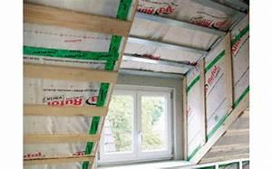 Dampfbremse An Mauerwerk Verkleben : humidity regulating vapour check membrane alfa rufol varia thermal insulation ~ Watch28wear.com Haus und Dekorationen