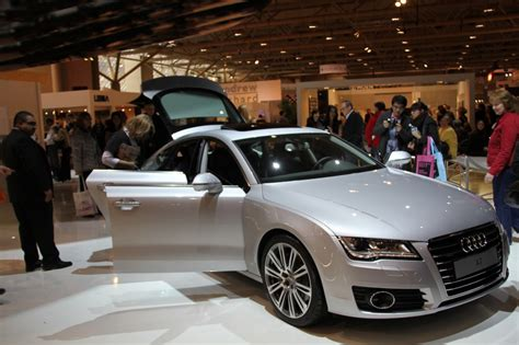 audi a7 fantastic thoughts on the 2011 interior design show in toronto