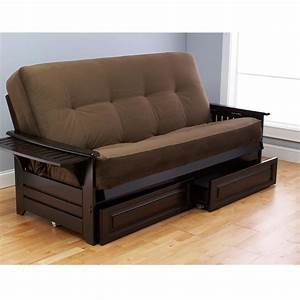 Futon loveseat bed for Sears futon sofa bed