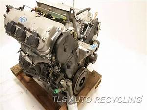 2005 Acura Mdx Engine Assembly - Engine Long Block 1 Year Warranty - Used
