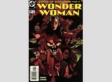 Wonder Woman #167 Gods of Gotham Part 4 of 4 Faith Issue