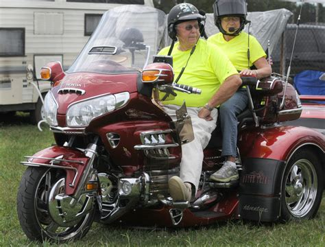 Trikes, Three-wheeled Motorcycles, On Rise As Riders Age