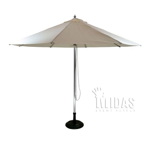 patio umbrellas 11 aluminum market umbrella