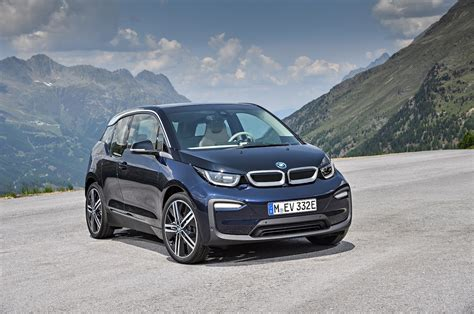 2018 Bmw I3 Reviews And Rating  Motor Trend