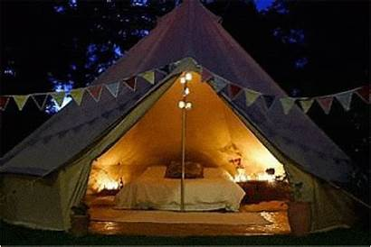 Glamping Tent Bell Places Unique Setting Mediterranean