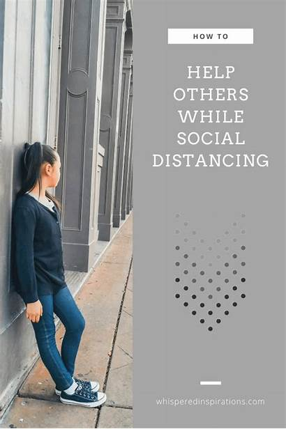 Distancing Social Others While Help Whisperedinspirations Against