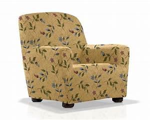 Housse De Fauteuil : housse de fauteuil elastique missouri ~ Teatrodelosmanantiales.com Idées de Décoration