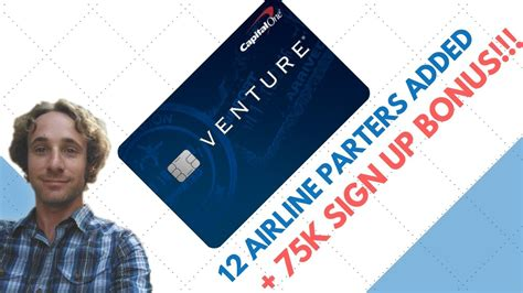 Check spelling or type a new query. Capital One Venture Adds Transfer Partners +75k Offer! | TRAVELAMBASSADOR.CA