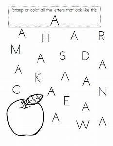 great for pre k letter recognition learning activities With toddler recognizing letters