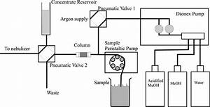 Preconcentration And Adsorption Of Metal Chelates With