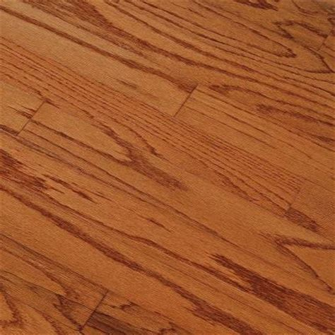 home depot flooring bruce bruce oak gunstock engineered hardwood flooring 5 in x 7 in take home sle br 697684 the