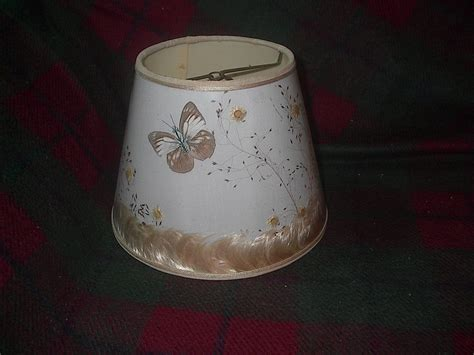 antique lshade van briggle butterfly l shade ls