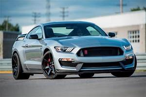 2020 Ford Mustang Shelby GT350R Gets GT500-Inspired Upgrades   CarBuzz