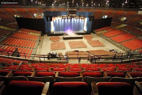 Coliseum at Alliant Energy Center Madison | clubZone