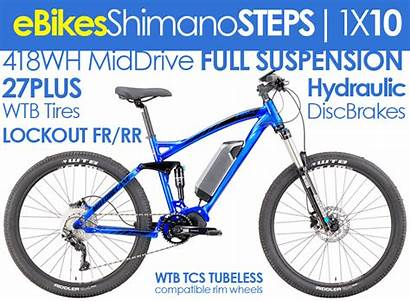Electric Suspension Eadventure Ultra Mountain Hydraulic Motobecane