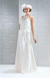 Robes De Mariée Bohème Chic : robe de mari e boh me robe de mari e vintage robe de mari e fleur de magnolia ~ Nature-et-papiers.com Idées de Décoration