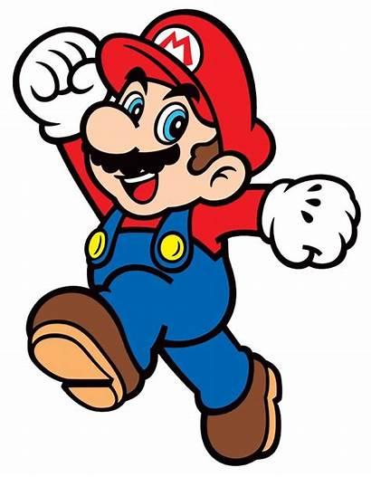 Mario Transparent Clip Arts