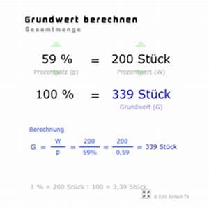Prozente Online Berechnen : lektion g16 prozente prozentrechnung matheretter ~ Themetempest.com Abrechnung