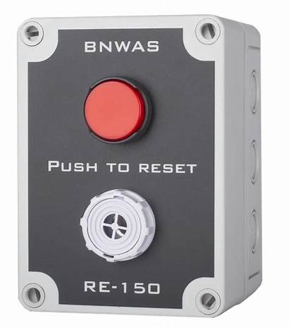 Button Re Reset Alert Alarm External Acknowledgement