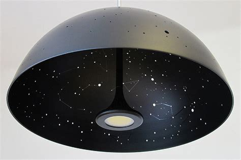 i want it a ceiling l that projects constellations