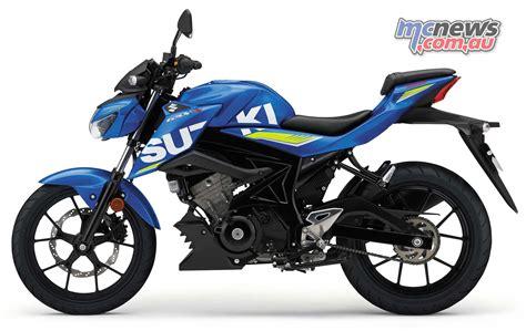 125cc Suzuki by Suzuki Gsx S125 Gsx R125 Review Motorcycle Test Mcnews