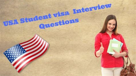 Latest Usa Student F1 Visa Interview Questions & Tips