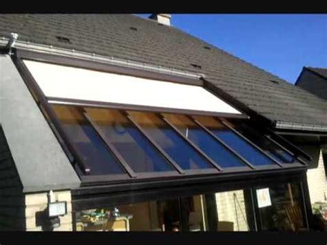 store harol vz pour toiture toit de veranda youtube