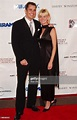Bill Rancic and Carolyn Kepcher arrive to a Gala Benefit ...