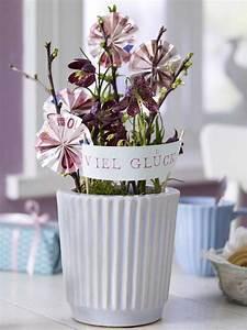 Originelle Hochzeitsgeschenke Zum Selber Basteln : geldgeschenke basteln kreative ideen f r jeden anlass ~ Eleganceandgraceweddings.com Haus und Dekorationen