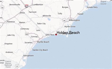 Holden Beach Weather Forecast