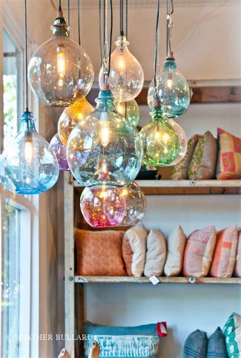 blown glass pendant lighting for kitchen pastelowa kropka ly bubbles czyli bańki mydlane we 9307