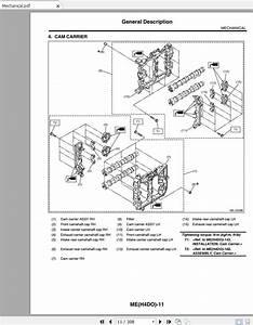 Subaru Legacy  Outback 2019 Service Manual  U0026 Wiring