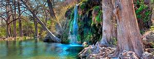 Krause Springs | Natural Springs Camping and Swimming in ...