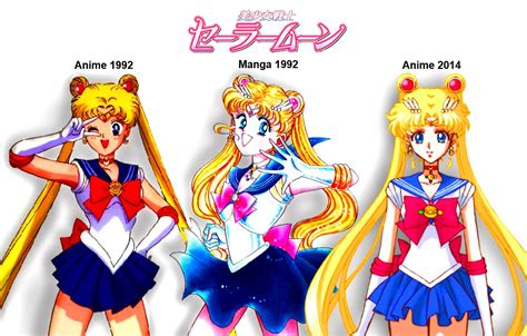 Mixed Feelings About Sailor Moon Crystal