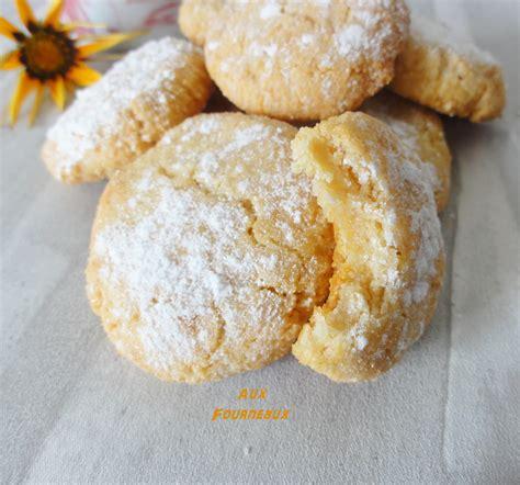 arome cuisine biscuit marocain aux amandes aux fourneaux